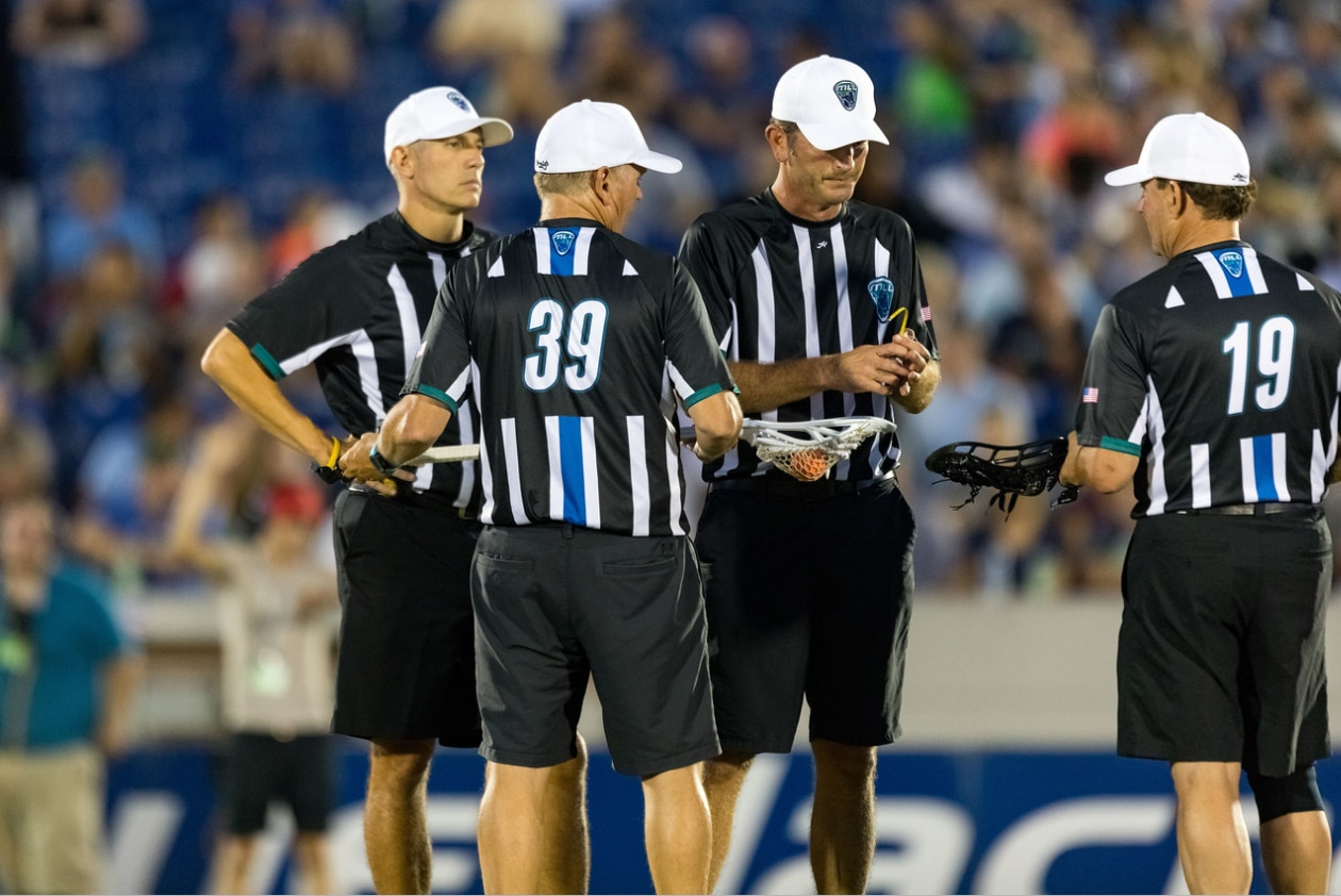 HONIG'S RENEWS AGREEMENT TO BE REFEREE SUPPLIER OF MLL