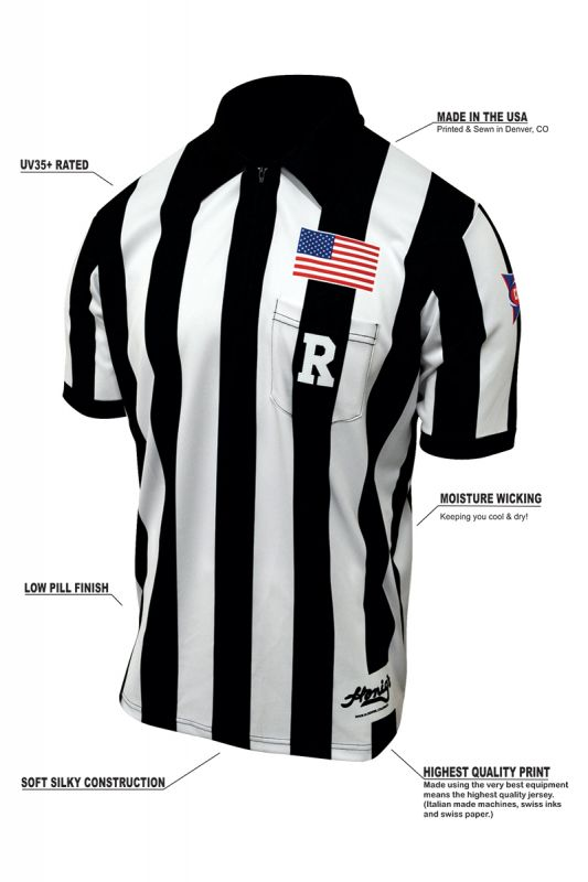 Honig's Dye Sublimated CFO Shirt Made in the U S A