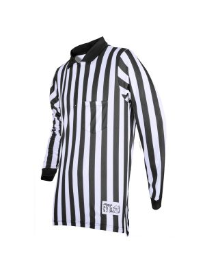 "Honig's 1""Striped Pro Soft Long Sleeve Football/Lacrosse Shirt"