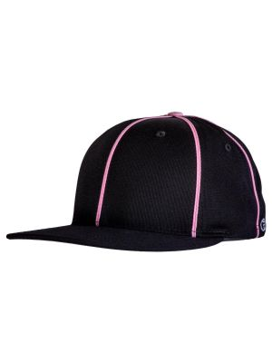 Richardson Flex Fit Football Hat - Pink Piping