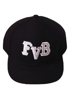 FVB Baseball 6-Stitch Hat - 3 Color Combinations
