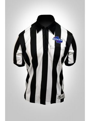 "GHSA 2"" SS Ultra Tech Football & Lacrosse Shirt With Flag"