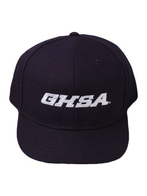 GHSA Embroidered Hat - Wool - Navy