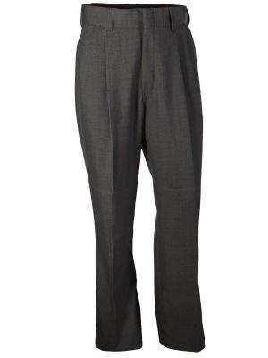 MLB Pleated Poly-Wool Plate Pants