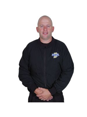 IHSAA Embroidered Zip Front Jacket