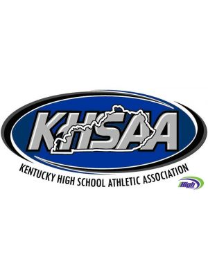 KHSAA Small Logo White Sweater