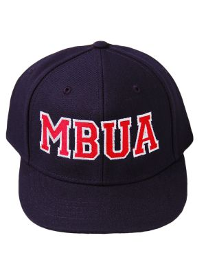 MBUA Umpire 4-Stitch Hat - Navy