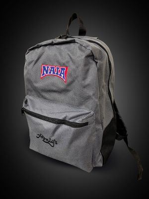NAIA Grey Back Pack