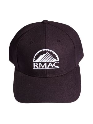 Rocky Mountain Conference Logo - 8 Stitch Base Hat