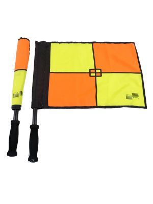 OSI Swivel Neon Quartered Flag